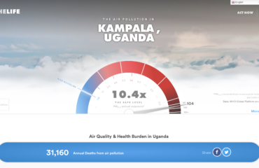 Air Quality & Health Burden in Uganda