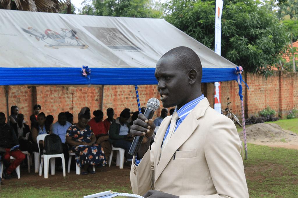 Sec. Works representing LCV Gulu District