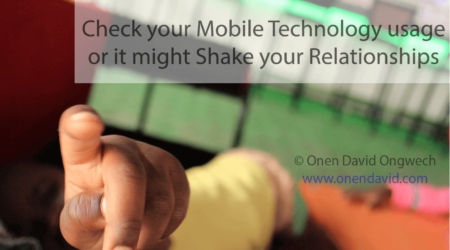 Check your Mobile Technology usage or it might Shake your Relationships